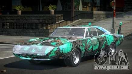 Dodge Daytona US S2 for GTA 4