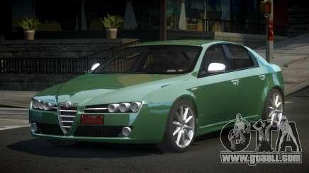 Alfa Romeo 159 U-Style for GTA 4
