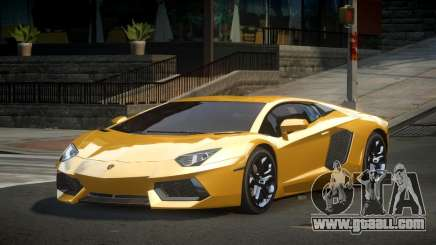 Lamborghini Aventador Zq for GTA 4