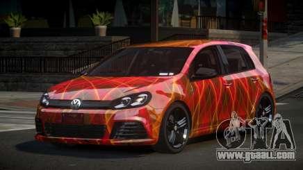 Volkswagen Golf GS-U S10 for GTA 4