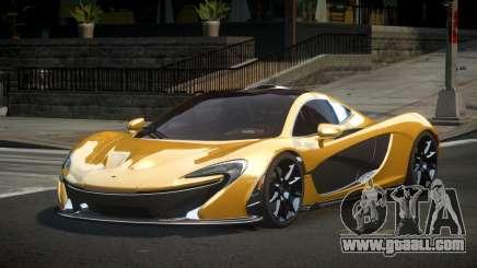 McLaren P1 BS for GTA 4