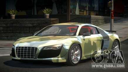 Audi R8 U-Style S10 for GTA 4