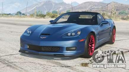 Chevrolet Corvette ZR1 (C6) 2009〡add-on v3.5 for GTA 5