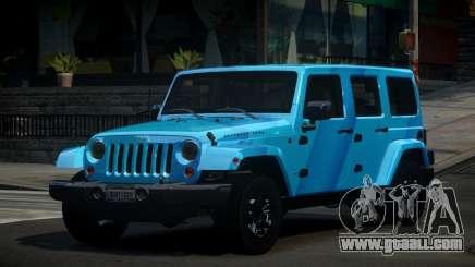 Jeep Wrangler US S10 for GTA 4