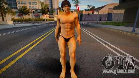 Sexy man skin for GTA San Andreas