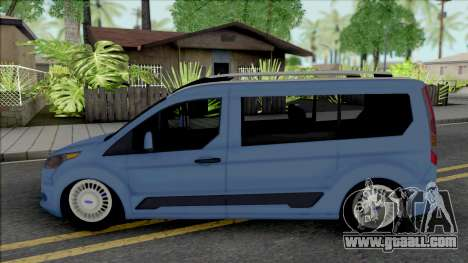 Ford Tourneo Connect (MRT) for GTA San Andreas