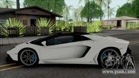 Lamborghini Aventador LP720-4 Roadster for GTA San Andreas