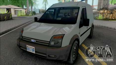 Ford Tourneo Connect 2005 SA Style for GTA San Andreas