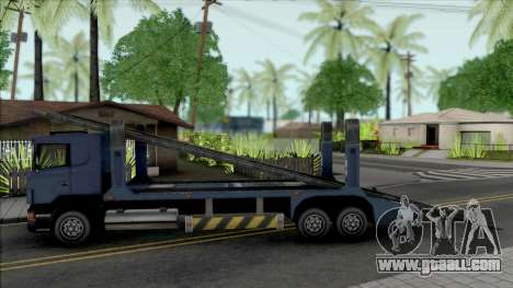 Scania R440 Packer Lowpoly for GTA San Andreas