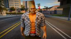 Paul Gangstar 6 for GTA San Andreas
