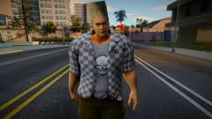 Paul Gangstar 3 for GTA San Andreas