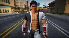 Jin from Tekken 3 for GTA San Andreas