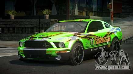 Shelby GT500 SP-R PJ9 for GTA 4