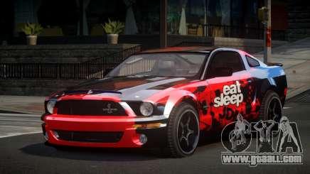 Shelby GT500 SP-R PJ1 for GTA 4