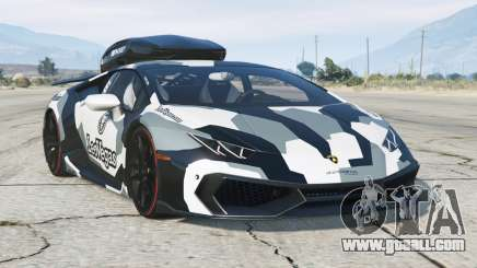 Jon Olssons Lamborghini Huracan〡add-on for GTA 5