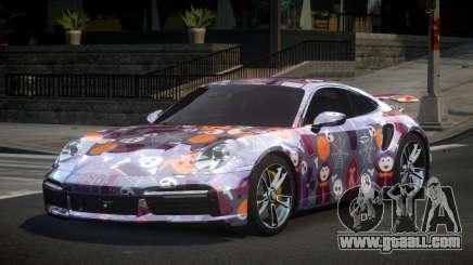 Porsche 911 Qz Turbo S10 for GTA 4