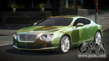 Bentley Continental Qz S4 for GTA 4