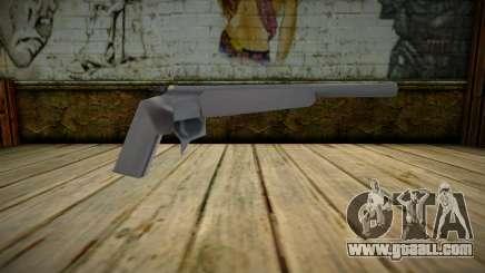 Thompson Contender (Dark) for GTA San Andreas