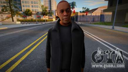 Dr. Dre (from GTA Online) for GTA San Andreas