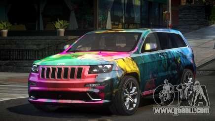 Jeep Grand Cherokee Qz S5 for GTA 4