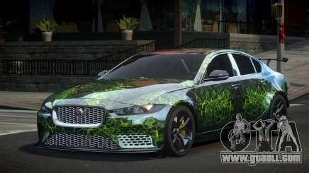 Jaguar XE Qz S4 for GTA 4