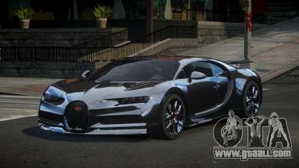 Bugatti Chiron GT for GTA 4