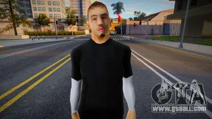 Somyst Retexture v2 for GTA San Andreas
