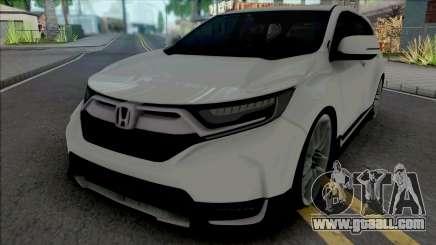 Honda CR-V 2018 for GTA San Andreas
