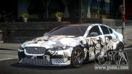 Jaguar XE Qz S8 for GTA 4