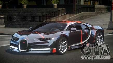 Bugatti Chiron U-Style S10 for GTA 4