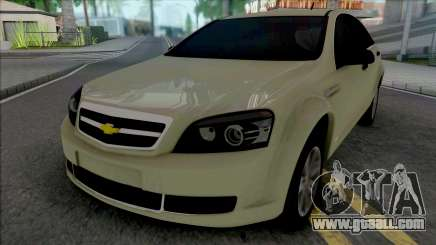 Chevrolet Caprice 2013 for GTA San Andreas