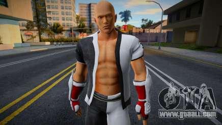 Jin from Tekken 6 for GTA San Andreas