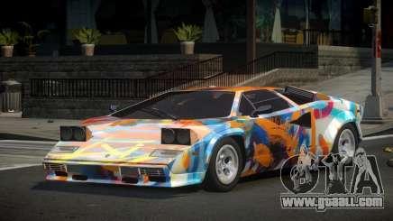 Lamborghini Countach Qz S2 for GTA 4