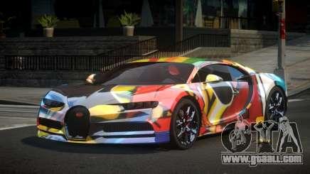Bugatti Chiron GT S9 for GTA 4