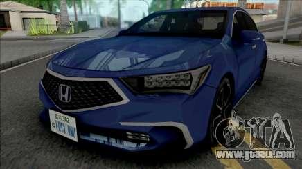 Honda Legend 2020 SA Style [IVF] for GTA San Andreas