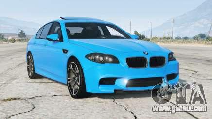 BMW M5 (F10) 2011〡add-on v1.2 for GTA 5
