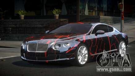 Bentley Continental Qz S6 for GTA 4