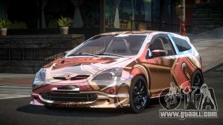 Honda Civic BS-U S1 for GTA 4