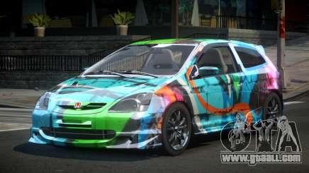Honda Civic BS-U S2 for GTA 4