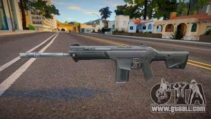 Phantom from Valorant for GTA San Andreas