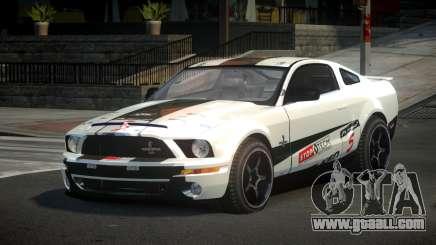 Shelby GT500 SP-R PJ3 for GTA 4