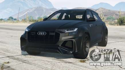 Audi PDQ8XL〡add-on for GTA 5