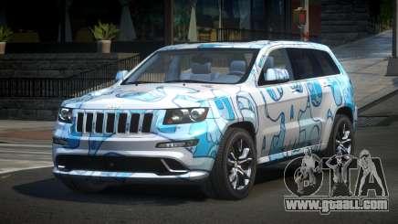 Jeep Grand Cherokee Qz S9 for GTA 4