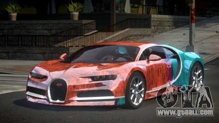 Bugatti Chiron U-Style S9 for GTA 4
