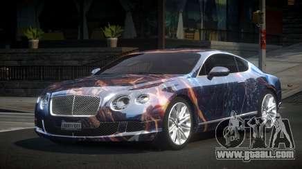 Bentley Continental Qz S2 for GTA 4