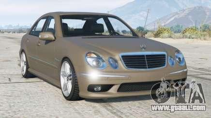 Mercedes-Benz E 55 AMG (W211) 2002〡add-on v2.2 for GTA 5